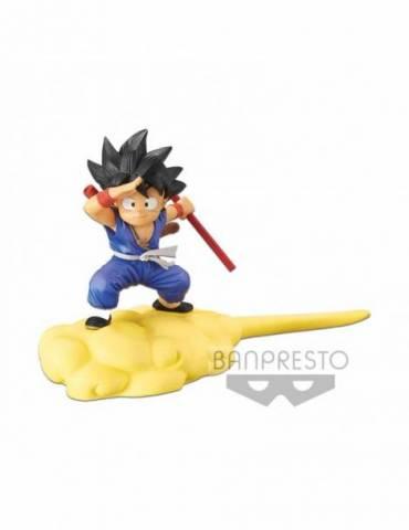 Figura Dragon Ball: Son Goku Kintoun Ver. B Special Color 13 cm