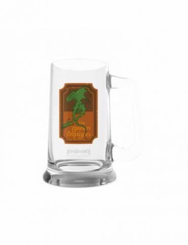 Jarra Cristal de Colección El Señor de los Anillos: The Green Dragon
