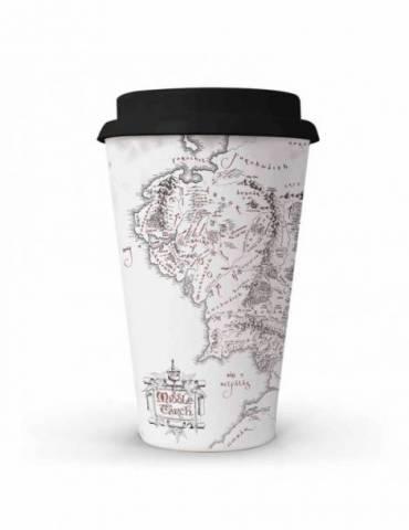 Vaso Cafe El Señor de los Anillos: Middle Earth