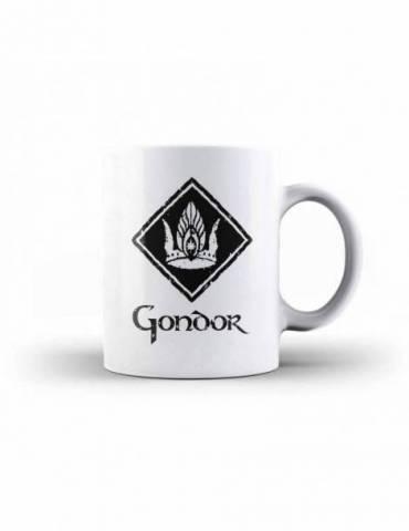 Taza Cerámica El Señor de los Anillos: Gondor