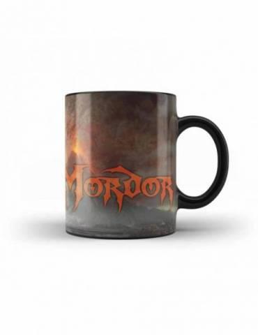 Taza Cerámica El Señor de los Anillos: Mordor