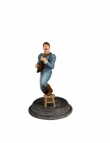 Estatua The Witcher: Jaskier 22 cm