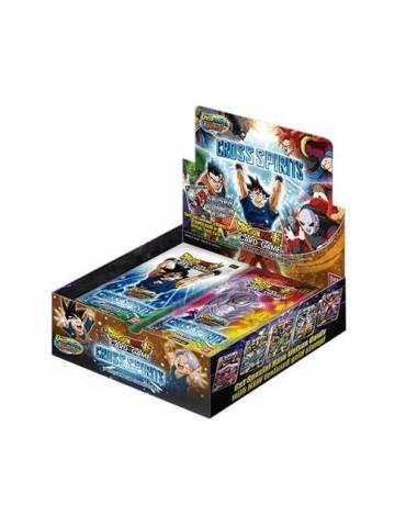 Dragon Ball Super Card Game Unison Warrior 5 Cross Spirits 5: Caja de 24 Sobres