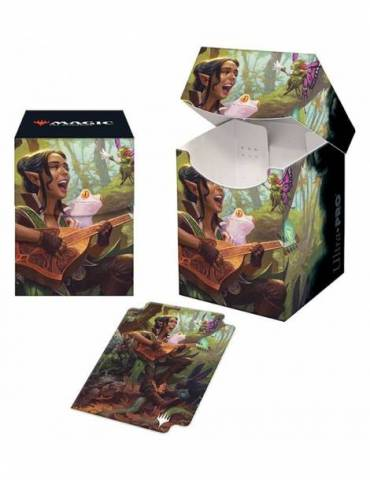 Caja Ultra Pro Dungeons & Dragons: Adventures in the Forgotten Realms V5 - Ellywick Tumblestrum