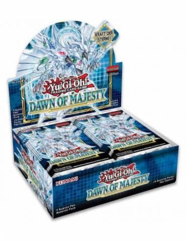 Yu-Gi-Oh! Dawn of Majesty: Caja de 24 sobres