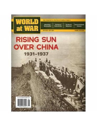 Rising Sun Over China: Japan vs China 1931 - 1937