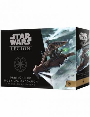 Star Wars Legion: Ornitóptero Mosvispa Raddaugh