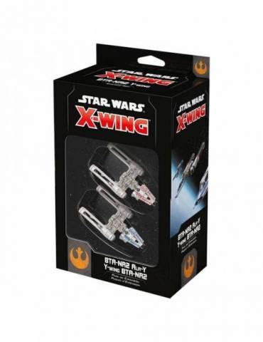 Star Wars: X-Wing Segunda Edición - BTA-NR2 Ala-Y