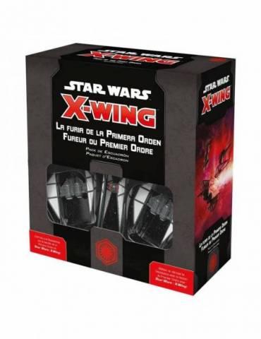 Star Wars: X-Wing Segunda Edición - La furia de la Primera Orden