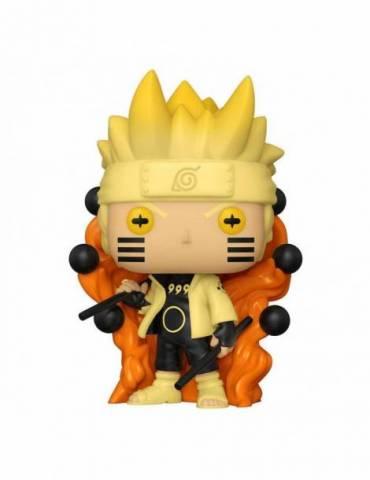 Figura POP! Naruto Animation Vinyl Specialty Series Naruto Six Path Sage (glow) 9 cm