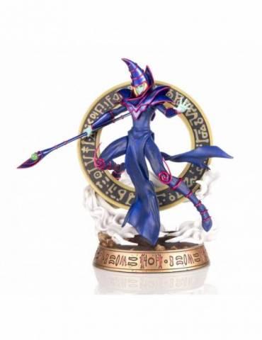 Estatua Yu-Gi-Oh!: Dark Magician Blue Edition 29 cm