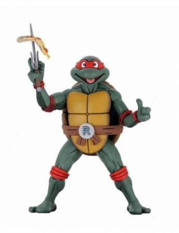 Figura Las Tortugas Ninja Scale Action (Cartoon): Raphael Tortugas Ninja 41 cm