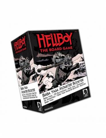 Hellboy: The Board Game - Baba Yaga Monster Booster