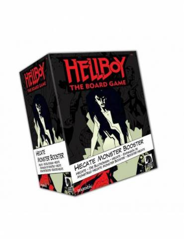 Hellboy: The Board Game - Hecate Monster Booster