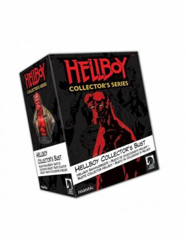 Hellboy: The Board Game - Collector's Bust