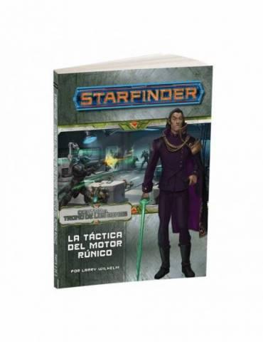 Starfinder: Contra el Trono de los Eones 3 - La Táctica del Motor Rúnico