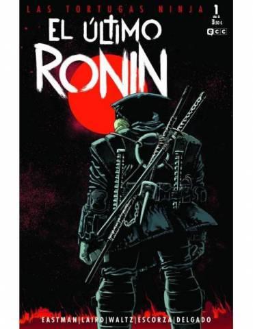 Las Tortugas Ninja: El último Ronin Núm. 1 De 6