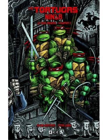 Las Tortugas Ninja: La Serie Original Vol. 3 De 6