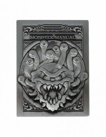 Lingote Dungeons & Dragons: Monster Manual Limited Edition