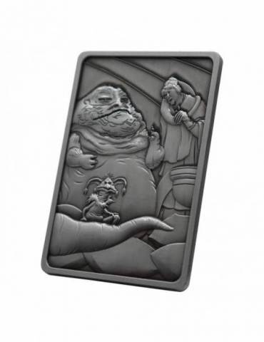 Lingote Star Wars Iconic Scene Collection: Jabba the Hut Limited Edition