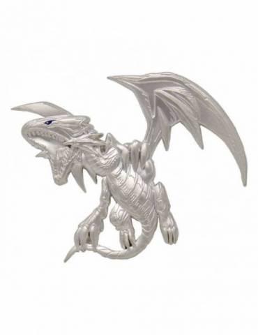 Chapa Yu-Gi-Oh! Blue Eyes White Dragon (plateado)