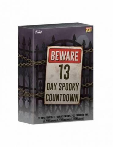Calendario de Adviento Pocket POP! 13 Day Spooky Countdown