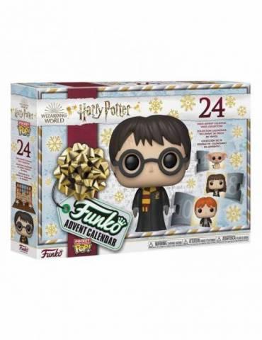 Calendario de Adviento Pocket POP! 2021 Harry Potter