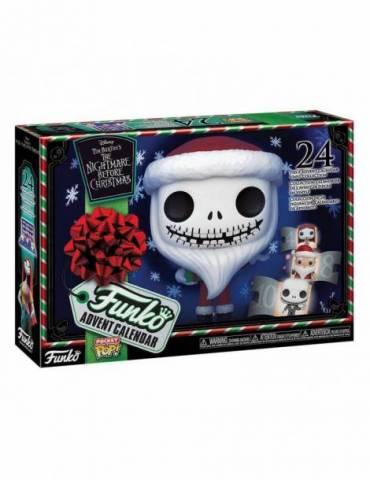 Calendario de Adviento Pocket POP! Pesadilla antes de Navidad