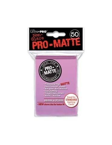 Funda Ultra Pro Mate Rosa...