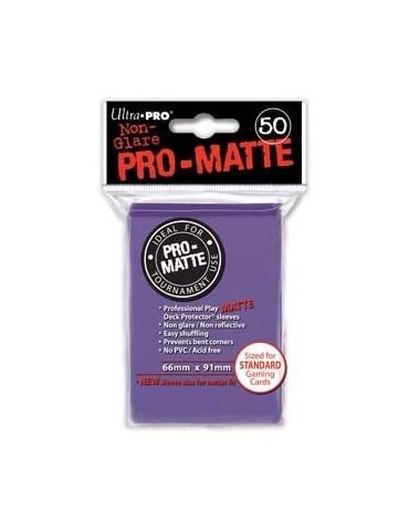 Funda Ultra Pro Mate Lila...