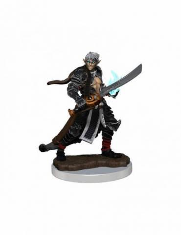 Pathfinder Battles Miniatura Premium pre pintado: Male Elf Magus