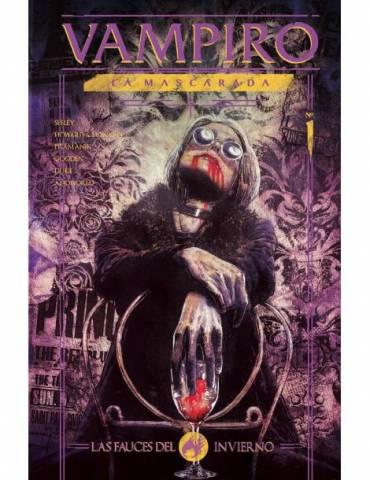 Vampiro: La Mascarada - Las Fauces del Invierno nº 1
