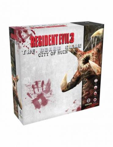 Resident Evil 3: The Board Game - City of Ruin