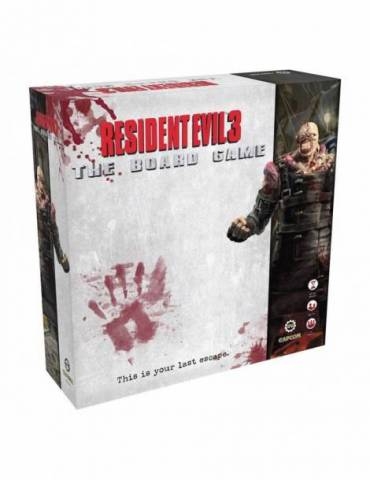 Resident Evil 3: The Board Game