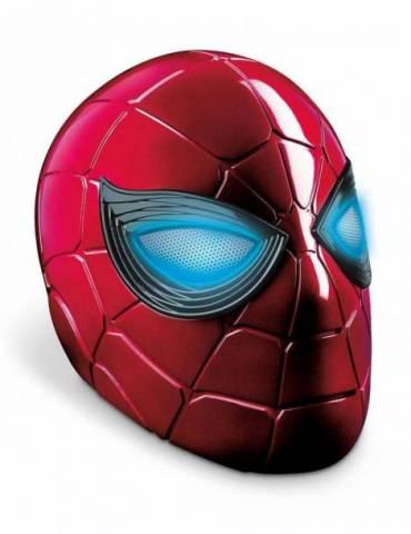 Casco Electrónico Vengadores: Endgame Marvel Legends Series - Iron Spider