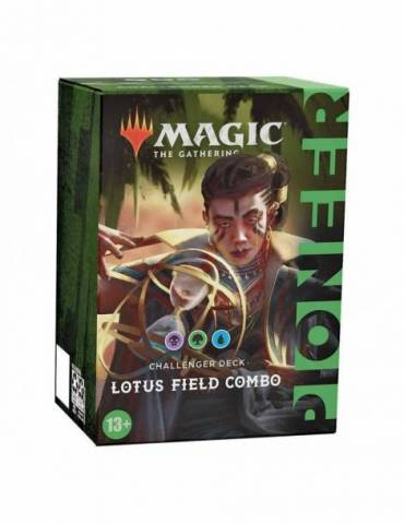 Magic the Gathering: Pioneer Challenger Deck 2021 - Lotus Field Combo
