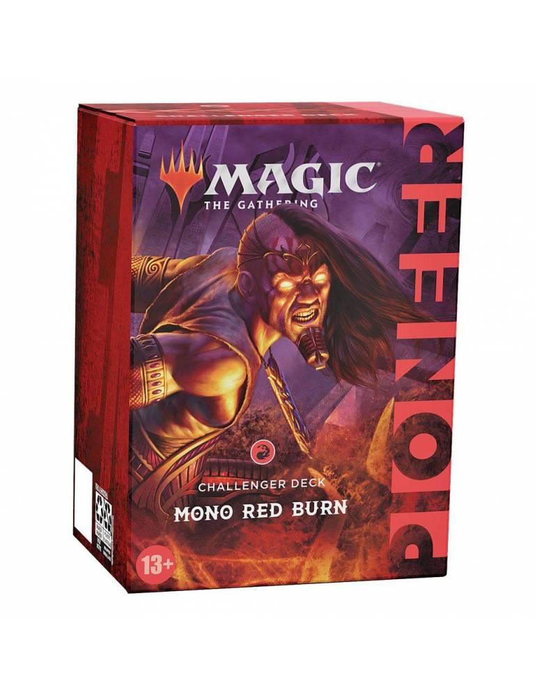 Magic the Gathering: Pioneer Challenger Deck 2021 - Mono Red Burn