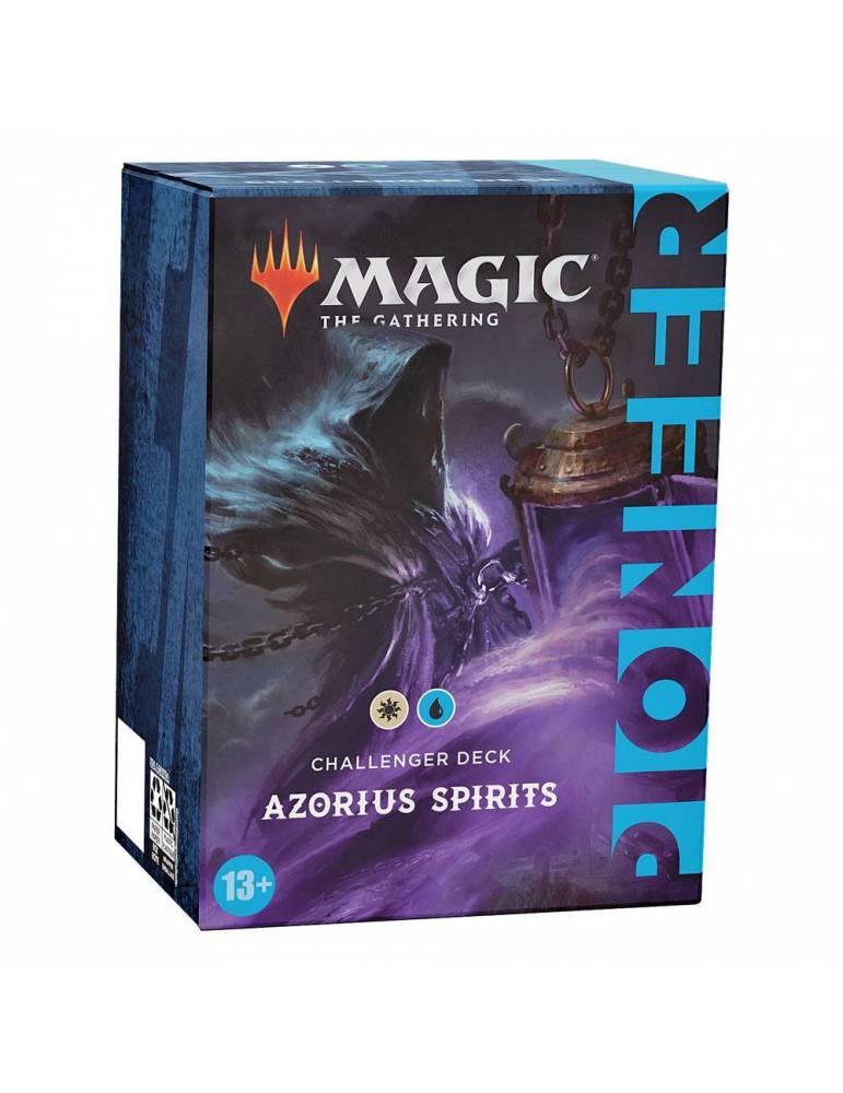 Magic the Gathering: Pioneer Challenger Deck 2021 - Azorius Spirits