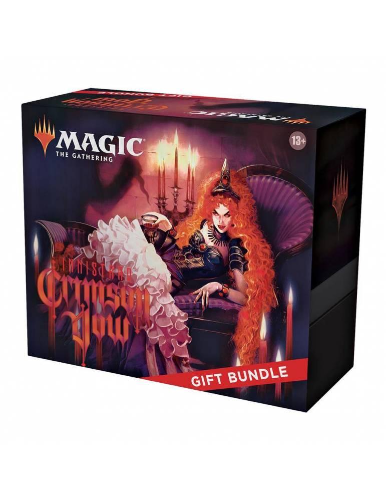 Magic Innistrad: Compromiso Escarlata - Gift Bundle (Inglés)