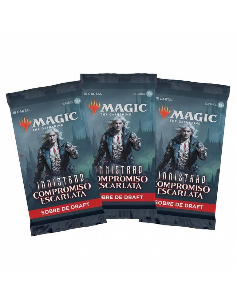 Magic Innistrad: Compromiso Escarlata - Sobre de Draft (Castellano)