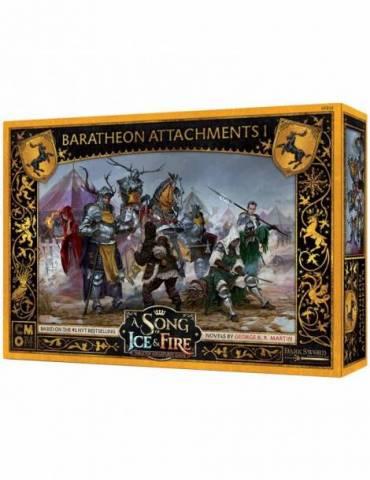 Canción de Hielo y Fuego: Vínculos Baratheon I