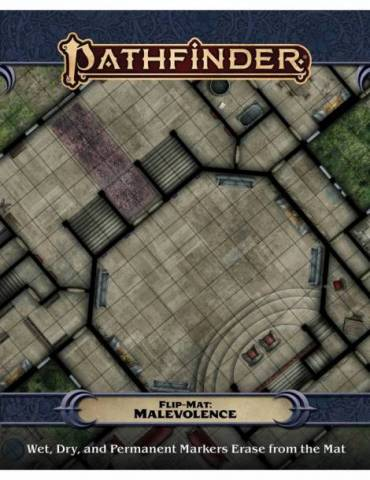 Pathfinder Flip-Mat Malevolence