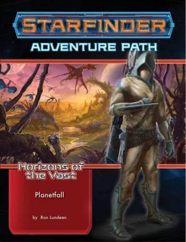 Starfinder Adventure Path 40: Planetfall (Horizons of the Vast 1 of 6) (Inglés)