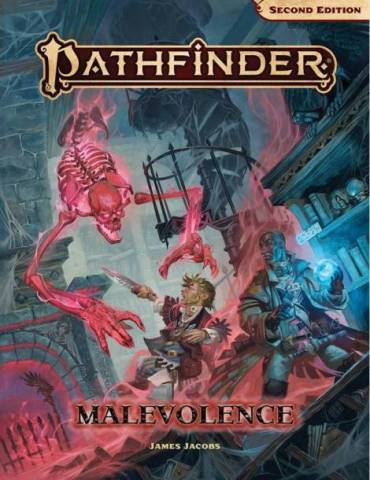 Pathfinder Adventure: Malevolence (Inglés)