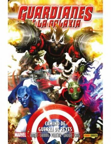 Aniquilacion Saga 13. Guardianes De La Galaxia: Camino De Guerra De Reyes