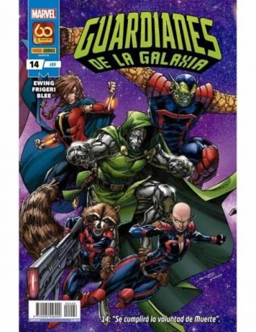 Guardianes De La Galaxia 14 Se Cumplira La Voluntad De Muerte(89)