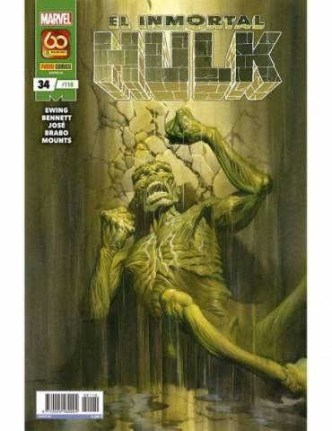 El Increible Hulk V.2 110 (el Inmortal Hulk 34)
