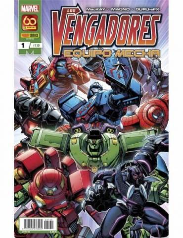 Los Vengadores: Equipo Mecha 01 (130)