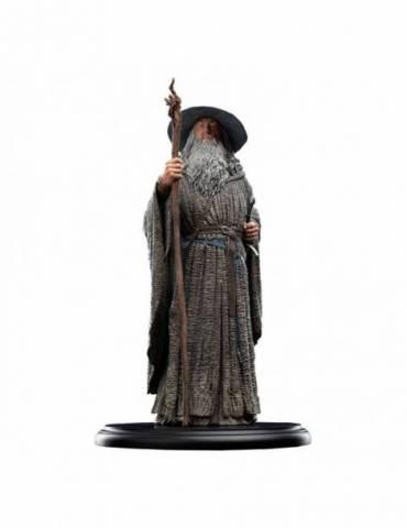 Estatua El Señor De Los Anillos Gandalf El Gris 19 cm
