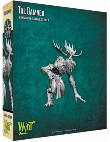 Malifaux Explorers Society: The Damned